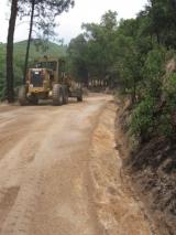 Arreglo de caminos Monte Selladores-Contadero