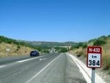 Autovía Córdoba - Málaga N-432 (Varios tramos)